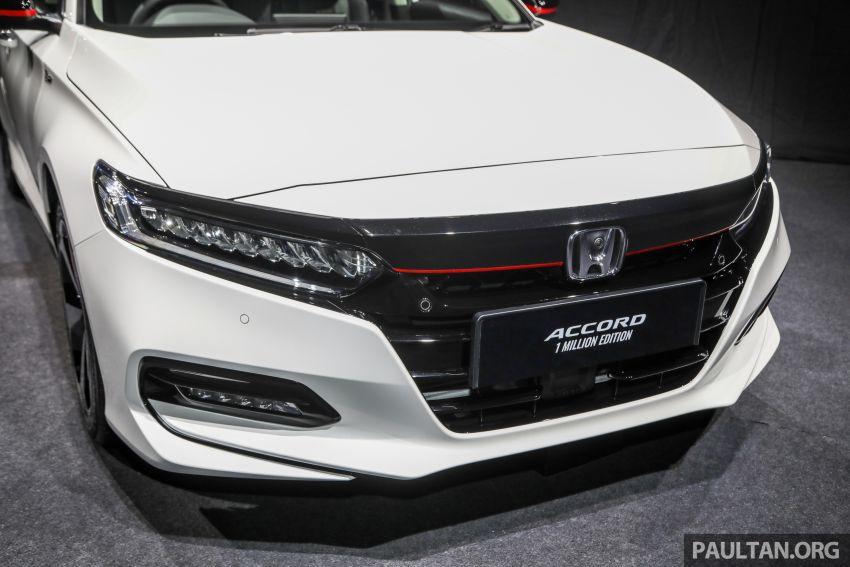 GALLERY: Honda 1 Million Edition models – City, Jazz, Civic, Accord, BR-V, CR-V, HR-V one-offs in detail Image #1259480