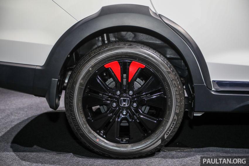 GALLERY: Honda 1 Million Edition models – City, Jazz, Civic, Accord, BR-V, CR-V, HR-V one-offs in detail Image #1259506