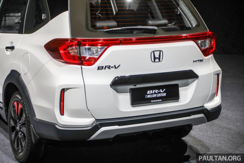 GALLERY: Honda 1 Million Edition models – City, Jazz, Civic, Accord, BR-V, CR-V, HR-V one-offs in detail Image #1259507