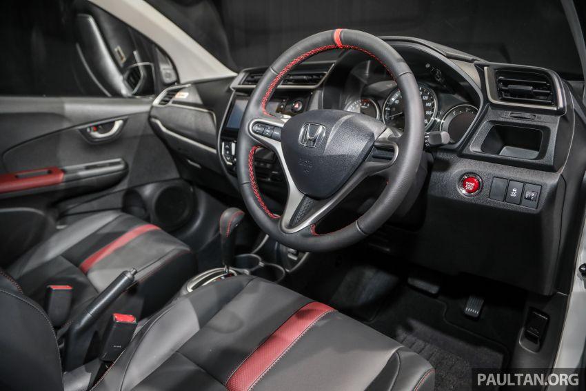GALLERY: Honda 1 Million Edition models – City, Jazz, Civic, Accord, BR-V, CR-V, HR-V one-offs in detail Image #1259508