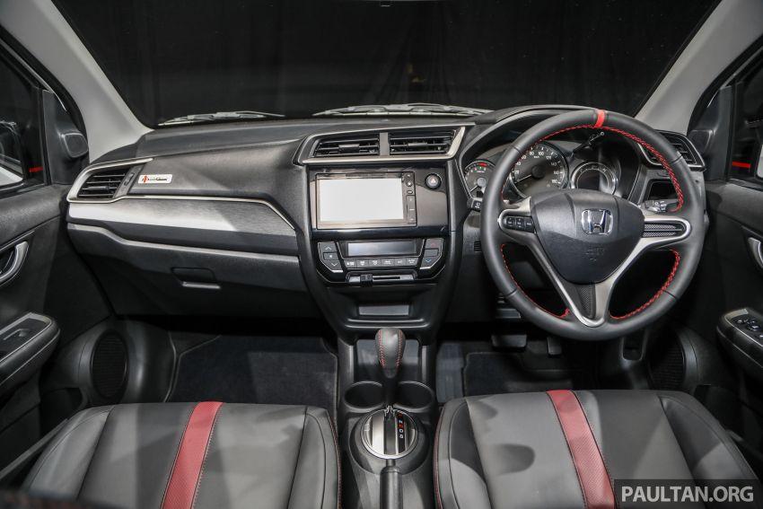 GALLERY: Honda 1 Million Edition models – City, Jazz, Civic, Accord, BR-V, CR-V, HR-V one-offs in detail Image #1259512