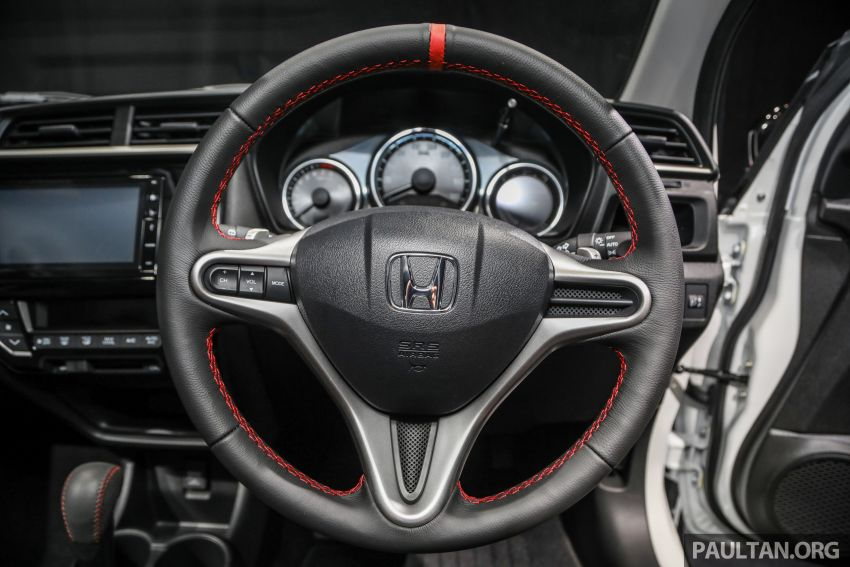 GALLERY: Honda 1 Million Edition models – City, Jazz, Civic, Accord, BR-V, CR-V, HR-V one-offs in detail Image #1259513