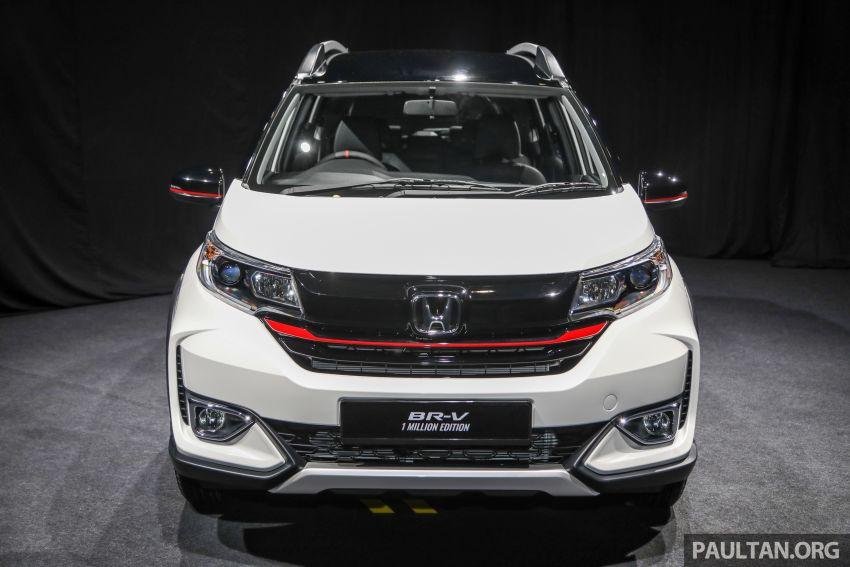 GALLERY: Honda 1 Million Edition models – City, Jazz, Civic, Accord, BR-V, CR-V, HR-V one-offs in detail Image #1259497