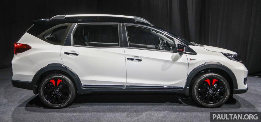 GALLERY: Honda 1 Million Edition models – City, Jazz, Civic, Accord, BR-V, CR-V, HR-V one-offs in detail Image #1259499