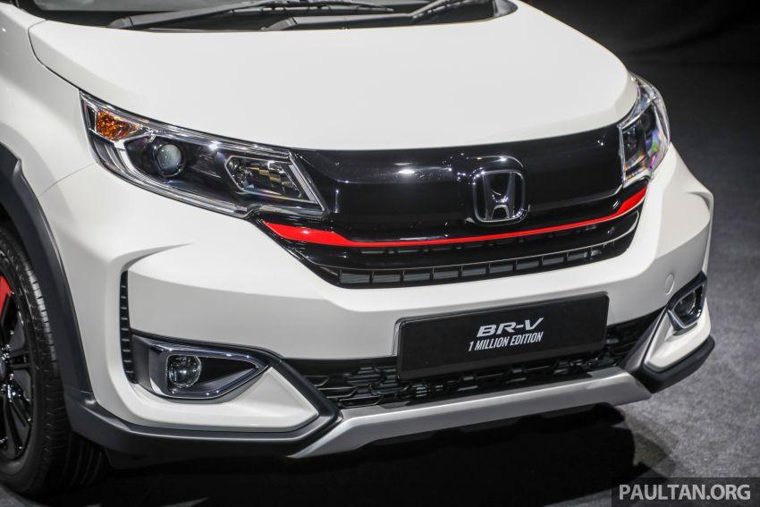 GALLERY: Honda 1 Million Edition models – City, Jazz, Civic, Accord, BR-V, CR-V, HR-V one-offs in detail Image #1259500