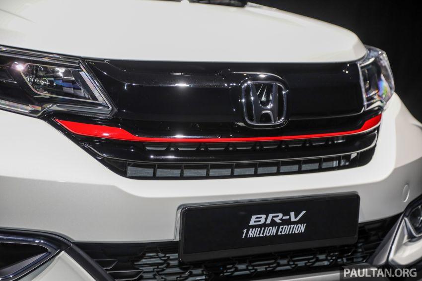 GALLERY: Honda 1 Million Edition models – City, Jazz, Civic, Accord, BR-V, CR-V, HR-V one-offs in detail Image #1259501