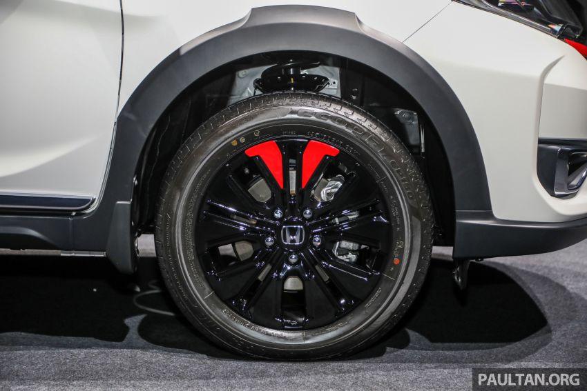 GALLERY: Honda 1 Million Edition models – City, Jazz, Civic, Accord, BR-V, CR-V, HR-V one-offs in detail Image #1259502