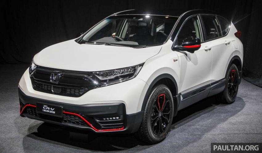 GALLERY: Honda 1 Million Edition models – City, Jazz, Civic, Accord, BR-V, CR-V, HR-V one-offs in detail Image #1259559