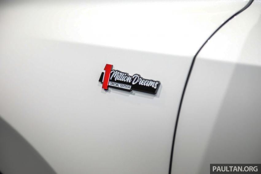 GALLERY: Honda 1 Million Edition models – City, Jazz, Civic, Accord, BR-V, CR-V, HR-V one-offs in detail Image #1259569