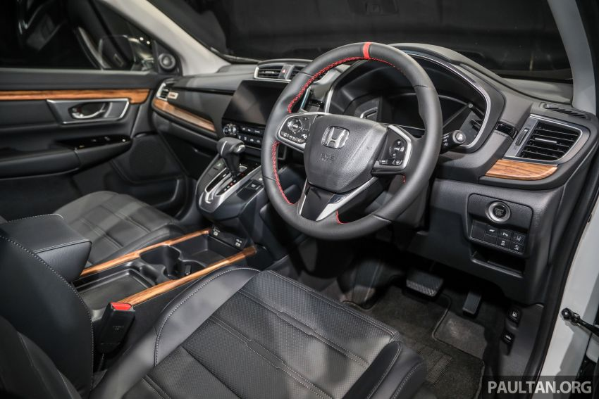 GALLERY: Honda 1 Million Edition models – City, Jazz, Civic, Accord, BR-V, CR-V, HR-V one-offs in detail Image #1259573