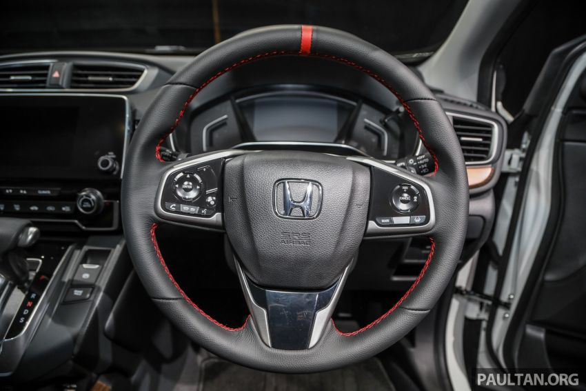 GALLERY: Honda 1 Million Edition models – City, Jazz, Civic, Accord, BR-V, CR-V, HR-V one-offs in detail Image #1259575