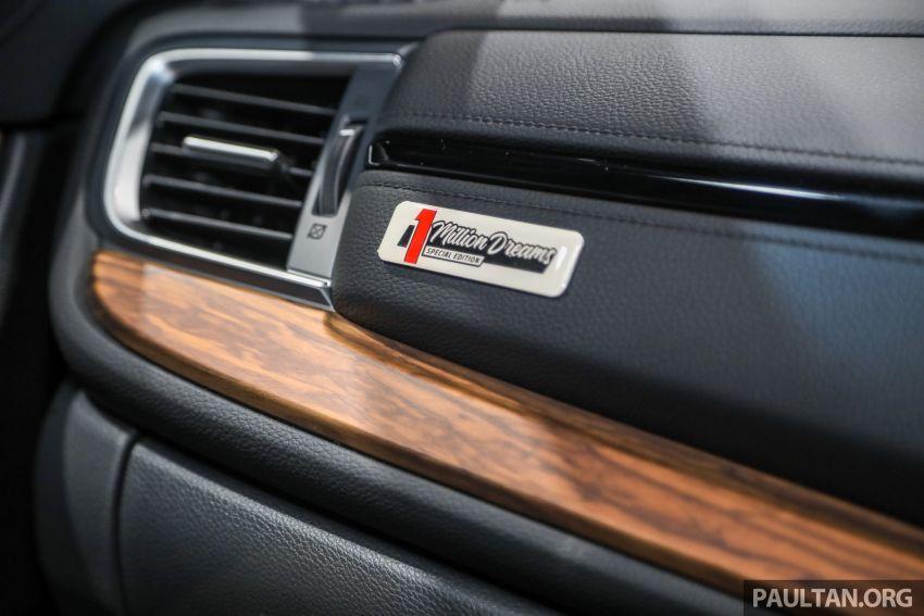 GALLERY: Honda 1 Million Edition models – City, Jazz, Civic, Accord, BR-V, CR-V, HR-V one-offs in detail Image #1259576