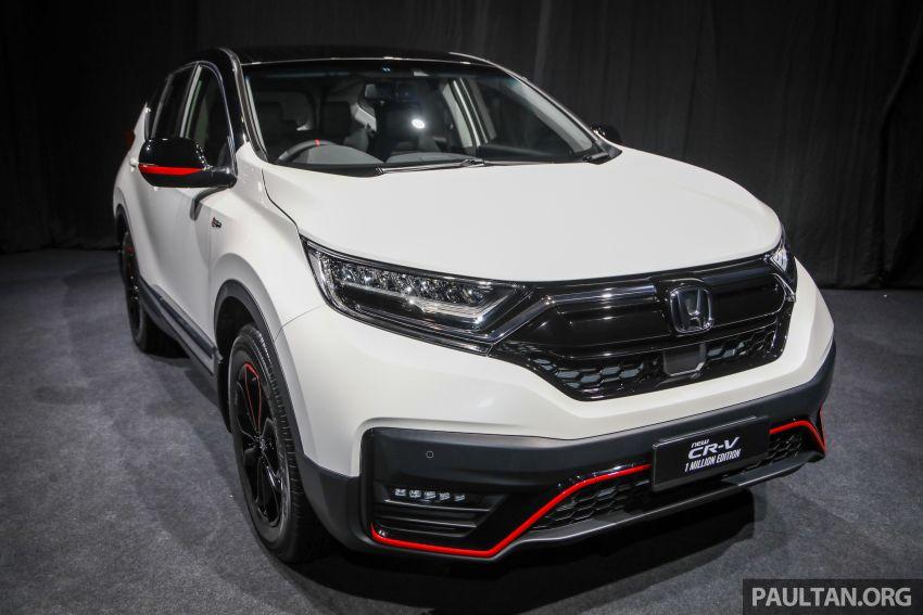 GALLERY: Honda 1 Million Edition models – City, Jazz, Civic, Accord, BR-V, CR-V, HR-V one-offs in detail Image #1259560