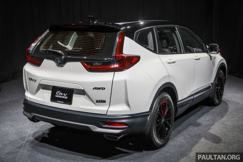 GALLERY: Honda 1 Million Edition models – City, Jazz, Civic, Accord, BR-V, CR-V, HR-V one-offs in detail Image #1259561