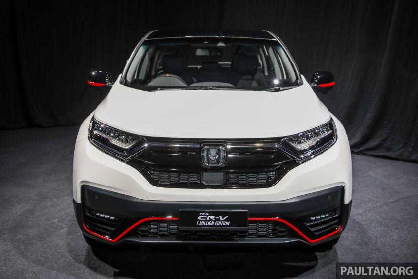 GALLERY: Honda 1 Million Edition models – City, Jazz, Civic, Accord, BR-V, CR-V, HR-V one-offs in detail Image #1259562