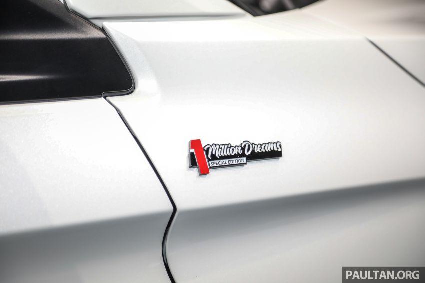 GALLERY: Honda 1 Million Edition models – City, Jazz, Civic, Accord, BR-V, CR-V, HR-V one-offs in detail Image #1259528