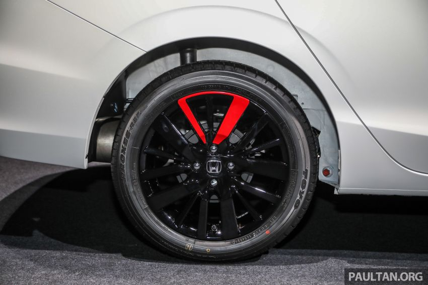 GALLERY: Honda 1 Million Edition models – City, Jazz, Civic, Accord, BR-V, CR-V, HR-V one-offs in detail Image #1259530
