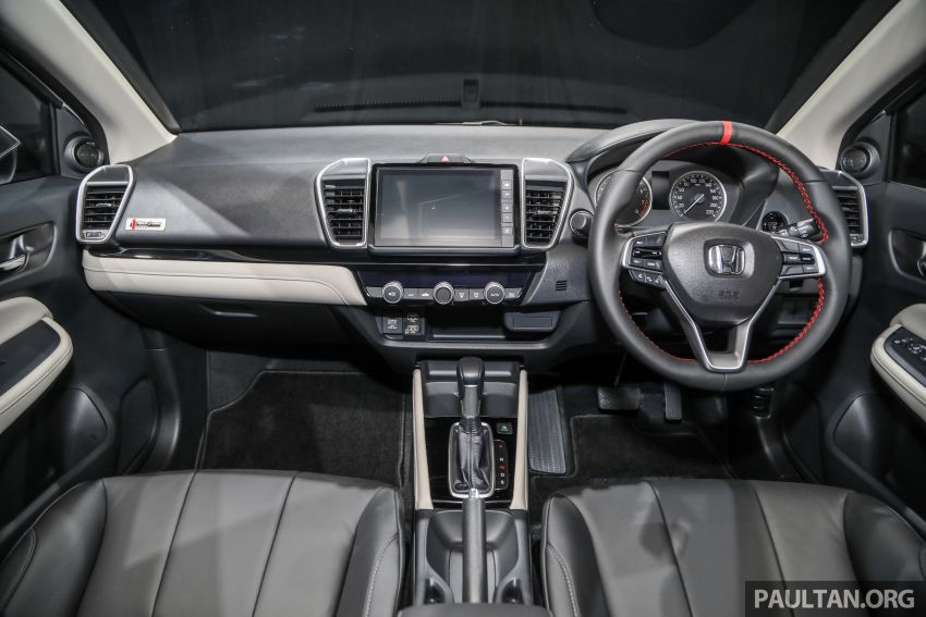GALLERY: Honda 1 Million Edition models – City, Jazz, Civic, Accord, BR-V, CR-V, HR-V one-offs in detail Image #1259532