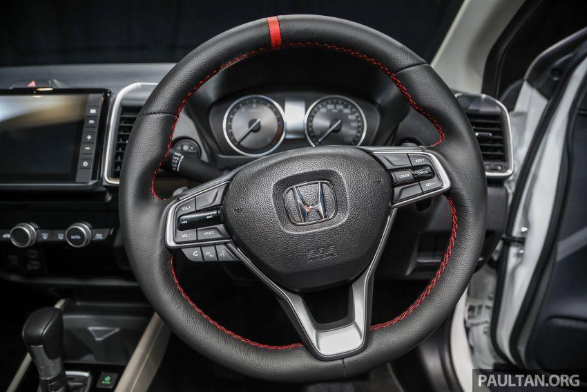GALLERY: Honda 1 Million Edition models – City, Jazz, Civic, Accord, BR-V, CR-V, HR-V one-offs in detail Image #1259534
