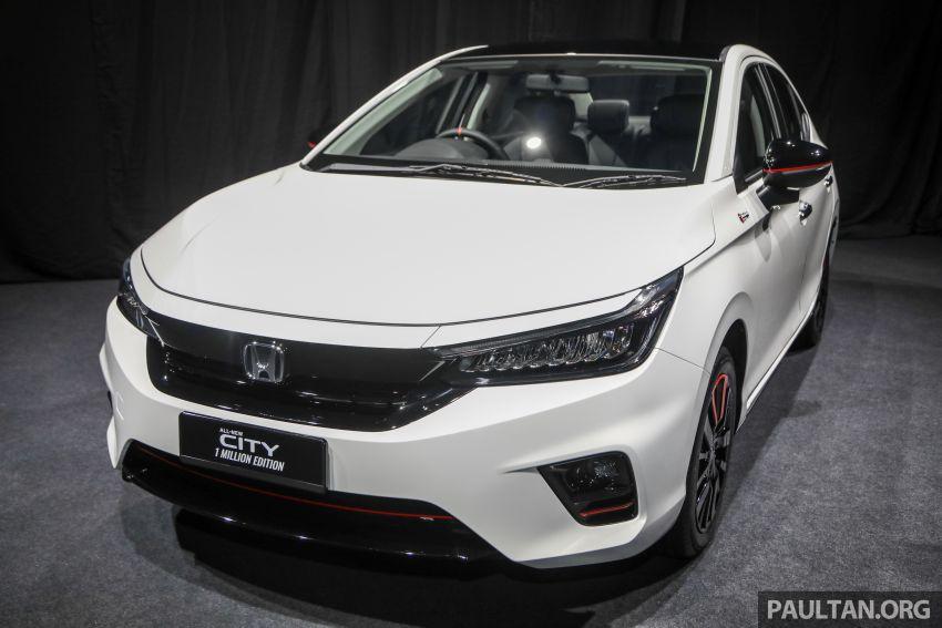GALLERY: Honda 1 Million Edition models – City, Jazz, Civic, Accord, BR-V, CR-V, HR-V one-offs in detail Image #1259518