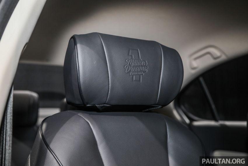 GALLERY: Honda 1 Million Edition models – City, Jazz, Civic, Accord, BR-V, CR-V, HR-V one-offs in detail Image #1259537