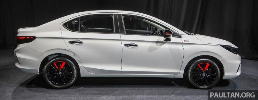 GALLERY: Honda 1 Million Edition models – City, Jazz, Civic, Accord, BR-V, CR-V, HR-V one-offs in detail Image #1259522