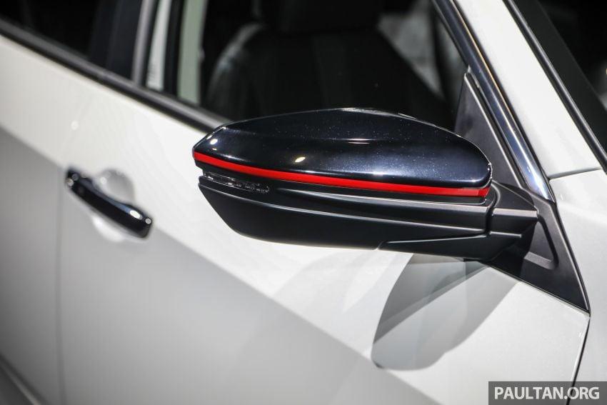 GALLERY: Honda 1 Million Edition models – City, Jazz, Civic, Accord, BR-V, CR-V, HR-V one-offs in detail Image #1259547