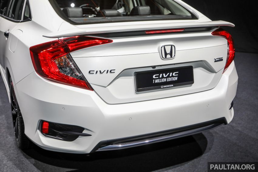 GALLERY: Honda 1 Million Edition models – City, Jazz, Civic, Accord, BR-V, CR-V, HR-V one-offs in detail Image #1259551