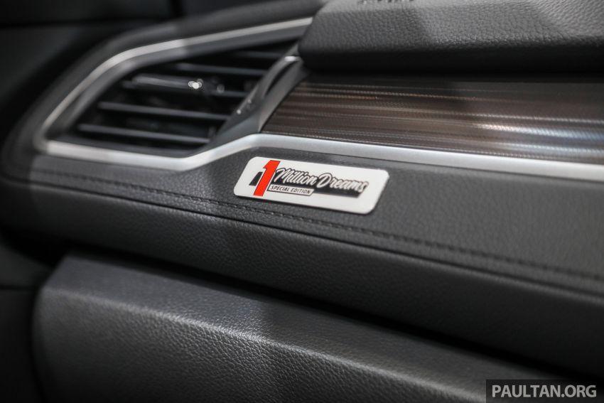 GALLERY: Honda 1 Million Edition models – City, Jazz, Civic, Accord, BR-V, CR-V, HR-V one-offs in detail Image #1259556
