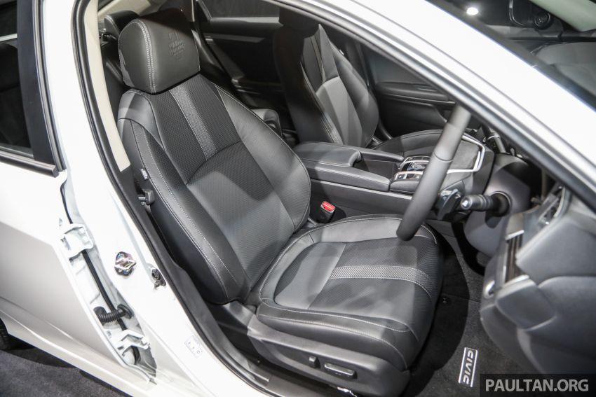 GALLERY: Honda 1 Million Edition models – City, Jazz, Civic, Accord, BR-V, CR-V, HR-V one-offs in detail Image #1259557