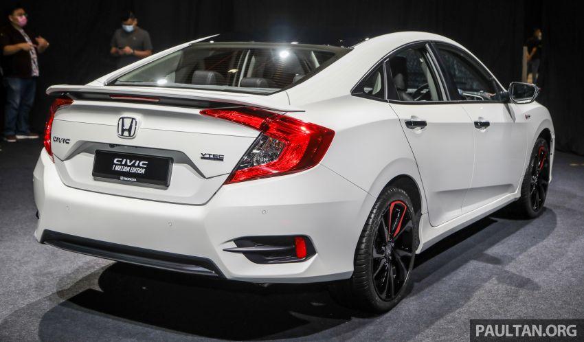 GALLERY: Honda 1 Million Edition models – City, Jazz, Civic, Accord, BR-V, CR-V, HR-V one-offs in detail Image #1259540