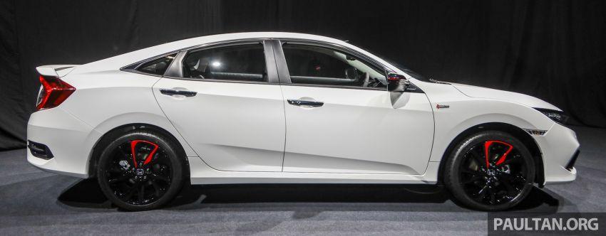 GALLERY: Honda 1 Million Edition models – City, Jazz, Civic, Accord, BR-V, CR-V, HR-V one-offs in detail Image #1259543
