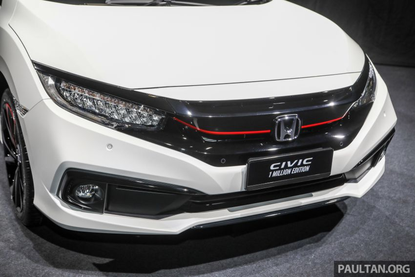 GALLERY: Honda 1 Million Edition models – City, Jazz, Civic, Accord, BR-V, CR-V, HR-V one-offs in detail Image #1259544