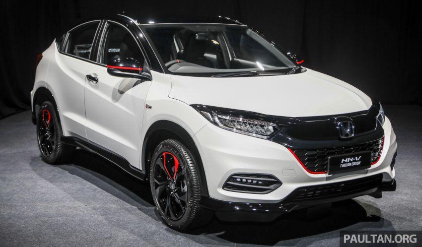 GALLERY: Honda 1 Million Edition models – City, Jazz, Civic, Accord, BR-V, CR-V, HR-V one-offs in detail Image #1259580