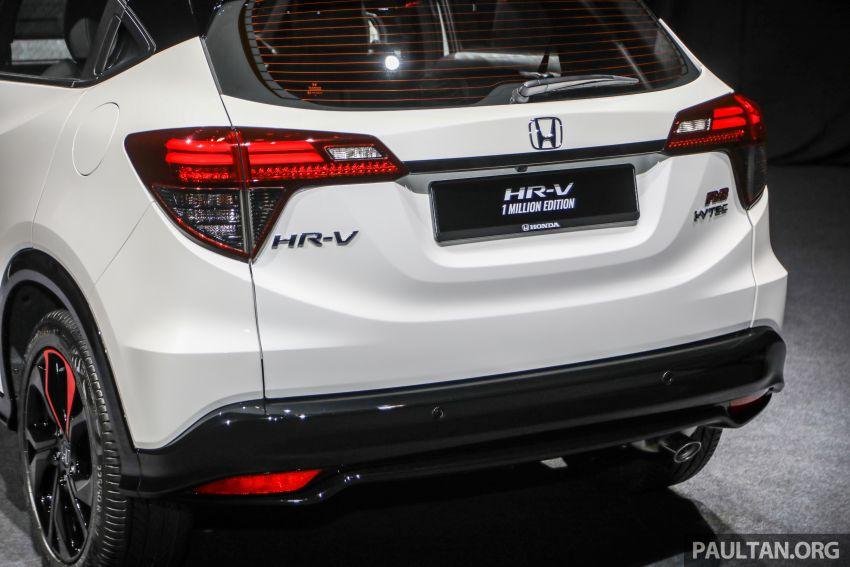 GALLERY: Honda 1 Million Edition models – City, Jazz, Civic, Accord, BR-V, CR-V, HR-V one-offs in detail Image #1259595
