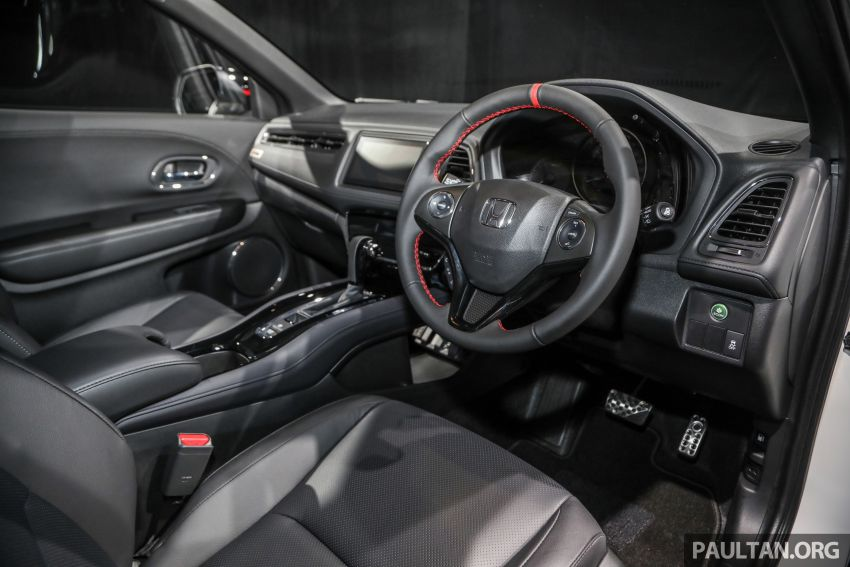 GALLERY: Honda 1 Million Edition models – City, Jazz, Civic, Accord, BR-V, CR-V, HR-V one-offs in detail Image #1259596