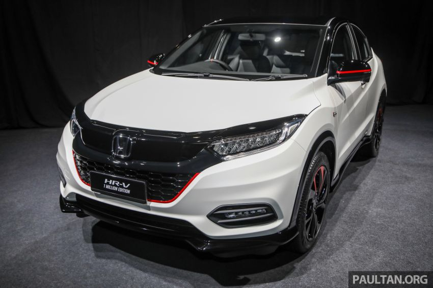 GALLERY: Honda 1 Million Edition models – City, Jazz, Civic, Accord, BR-V, CR-V, HR-V one-offs in detail Image #1259582