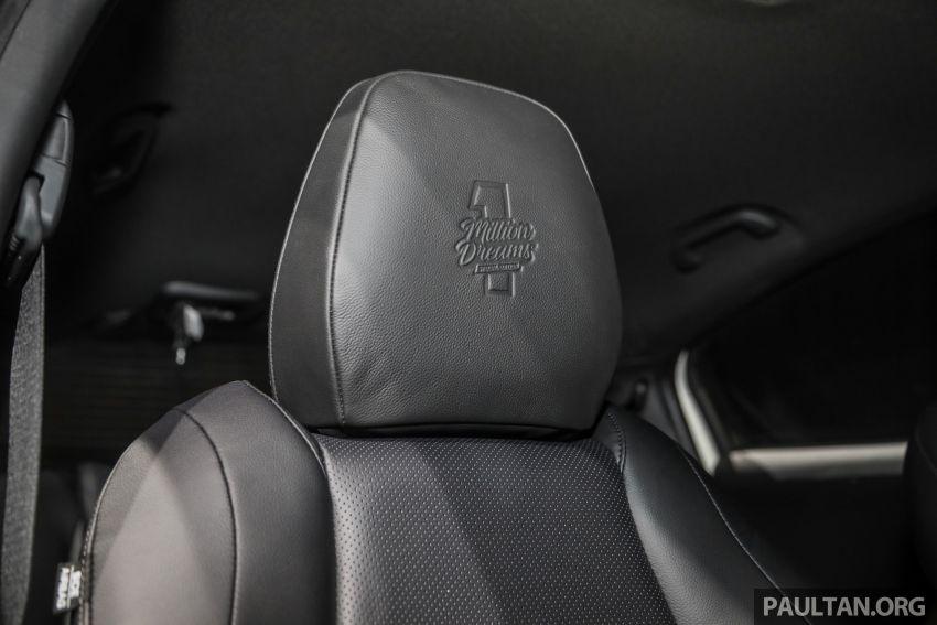 GALLERY: Honda 1 Million Edition models – City, Jazz, Civic, Accord, BR-V, CR-V, HR-V one-offs in detail Image #1259601