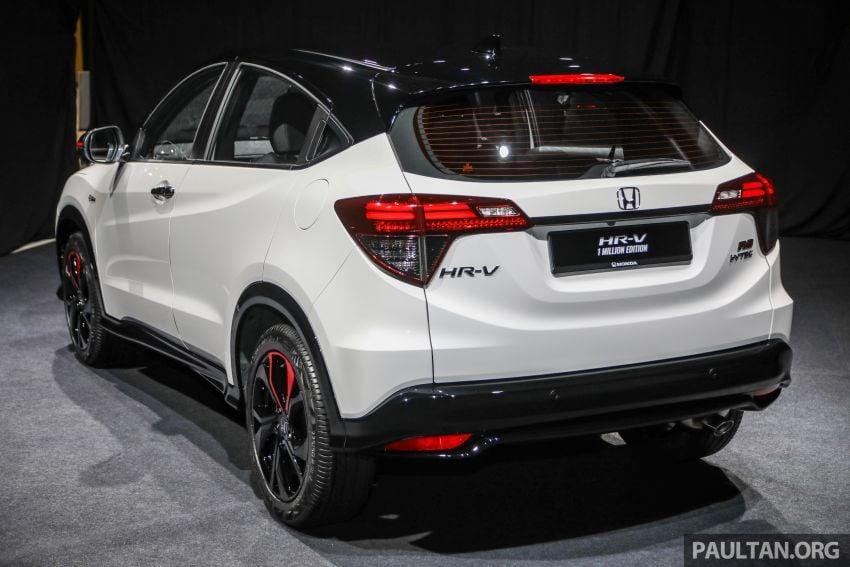 GALLERY: Honda 1 Million Edition models – City, Jazz, Civic, Accord, BR-V, CR-V, HR-V one-offs in detail Image #1259583