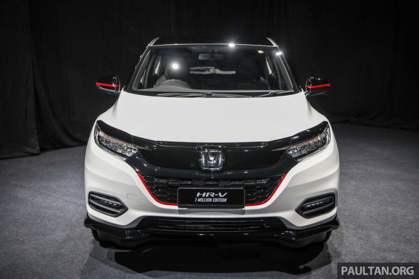 GALLERY: Honda 1 Million Edition models – City, Jazz, Civic, Accord, BR-V, CR-V, HR-V one-offs in detail Image #1259584