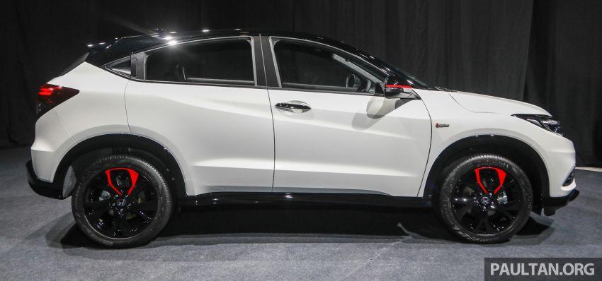 GALLERY: Honda 1 Million Edition models – City, Jazz, Civic, Accord, BR-V, CR-V, HR-V one-offs in detail Image #1259586