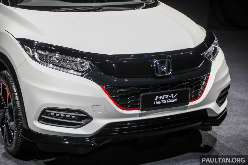 GALLERY: Honda 1 Million Edition models – City, Jazz, Civic, Accord, BR-V, CR-V, HR-V one-offs in detail Image #1259587