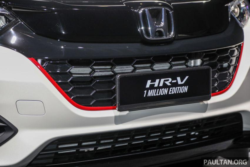 GALLERY: Honda 1 Million Edition models – City, Jazz, Civic, Accord, BR-V, CR-V, HR-V one-offs in detail Image #1259588