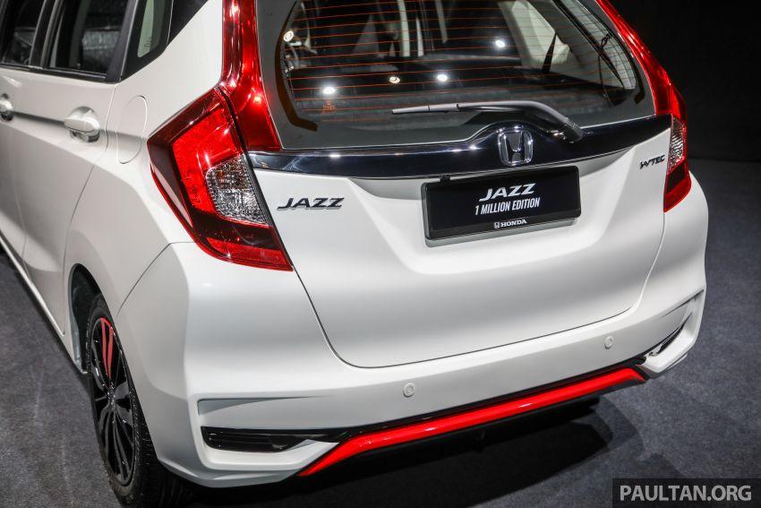 GALLERY: Honda 1 Million Edition models – City, Jazz, Civic, Accord, BR-V, CR-V, HR-V one-offs in detail Image #1259464