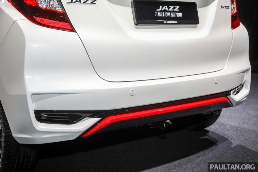 GALLERY: Honda 1 Million Edition models – City, Jazz, Civic, Accord, BR-V, CR-V, HR-V one-offs in detail Image #1259465