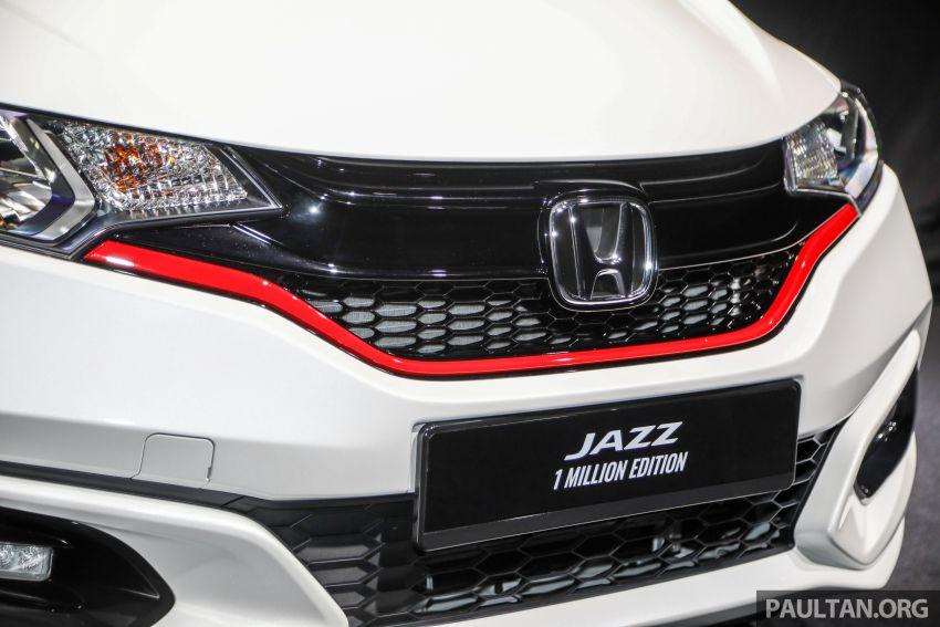 GALLERY: Honda 1 Million Edition models – City, Jazz, Civic, Accord, BR-V, CR-V, HR-V one-offs in detail Image #1259611