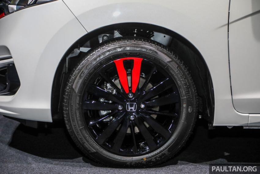 GALLERY: Honda 1 Million Edition models – City, Jazz, Civic, Accord, BR-V, CR-V, HR-V one-offs in detail Image #1259612