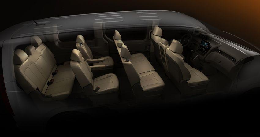 Hyundai Staria – lebih banyak gambar dan perincian didedah, mod santai bagi penumpang varian Premium Image #1265388