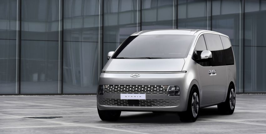 Hyundai Staria – lebih banyak gambar dan perincian didedah, mod santai bagi penumpang varian Premium Image #1265396