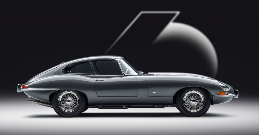 Jaguar E-type 60 Collection – icon turns 60; 12 units of restored coupé and convertible to be sold as pairs Image #1262884